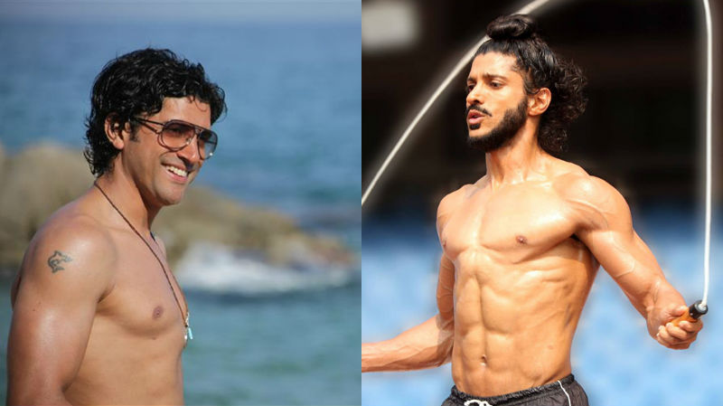 5 Most Amazing Transformations Bollywood Actors went through for a movie- Farhan Akhtar Change