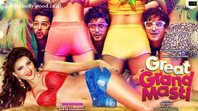 Great Grand Masti Music Review- The songs are all full of 'Masti'!