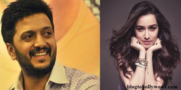 Riteish Deshmukh and Shraddha Kapoor to be a part of Golmaal Again!