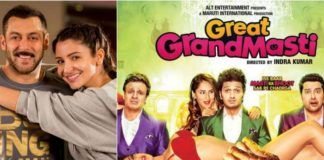 Great Grand Masti 1st Day Collection, Sultan 10th Day Box Office Collection