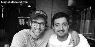 Sidharth Anand and Hrithik Roshan's next film titled as Fighter!