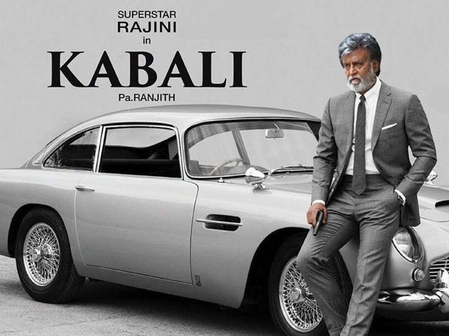 Top Opening Day Grossers In India - Kabali at 1st position