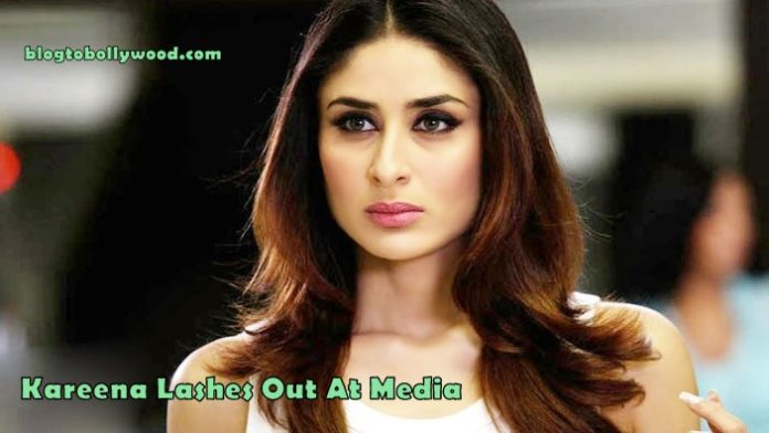 Kareena Kapoor Khan Lashes Out At Media On Her Maternity Leave Reports