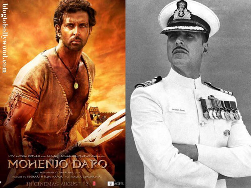 Rustom Vs Mohenjo Daro | Which Movie Will Win The Box Office Race?