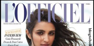 Refreshing is the word that best defines Parineeti Chopra on L'Officiel India cover!