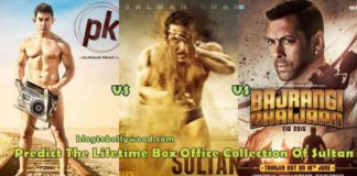 Predict The Lifetime Box Office Collection Of Sultan