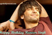 Happy Birthday Raveer Singh   Ranveer Singh's Birthday Prediction By Madhu Kotiya