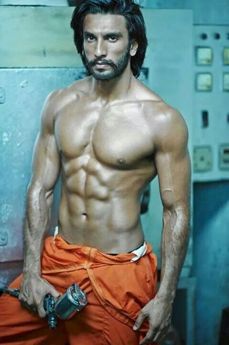 Poll of the Day: Which Bollywood Actor has the hottest body?- Ranveer Singh