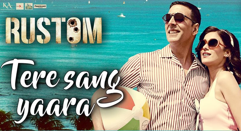 Here are the 5 Reasons why we can't wait to watch Rustom!- Rustom Music