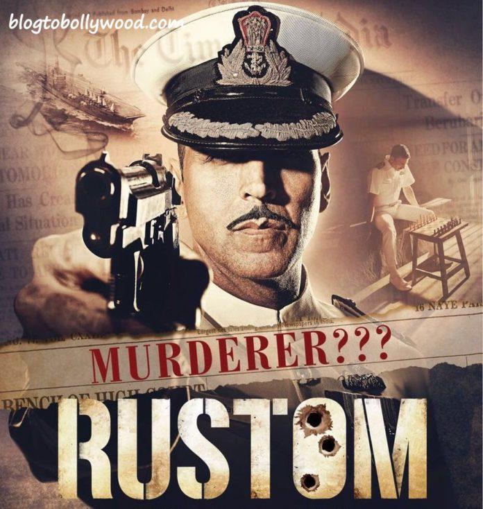 Rustom Is A Very Special Film Of My Career : Akshay Kumar