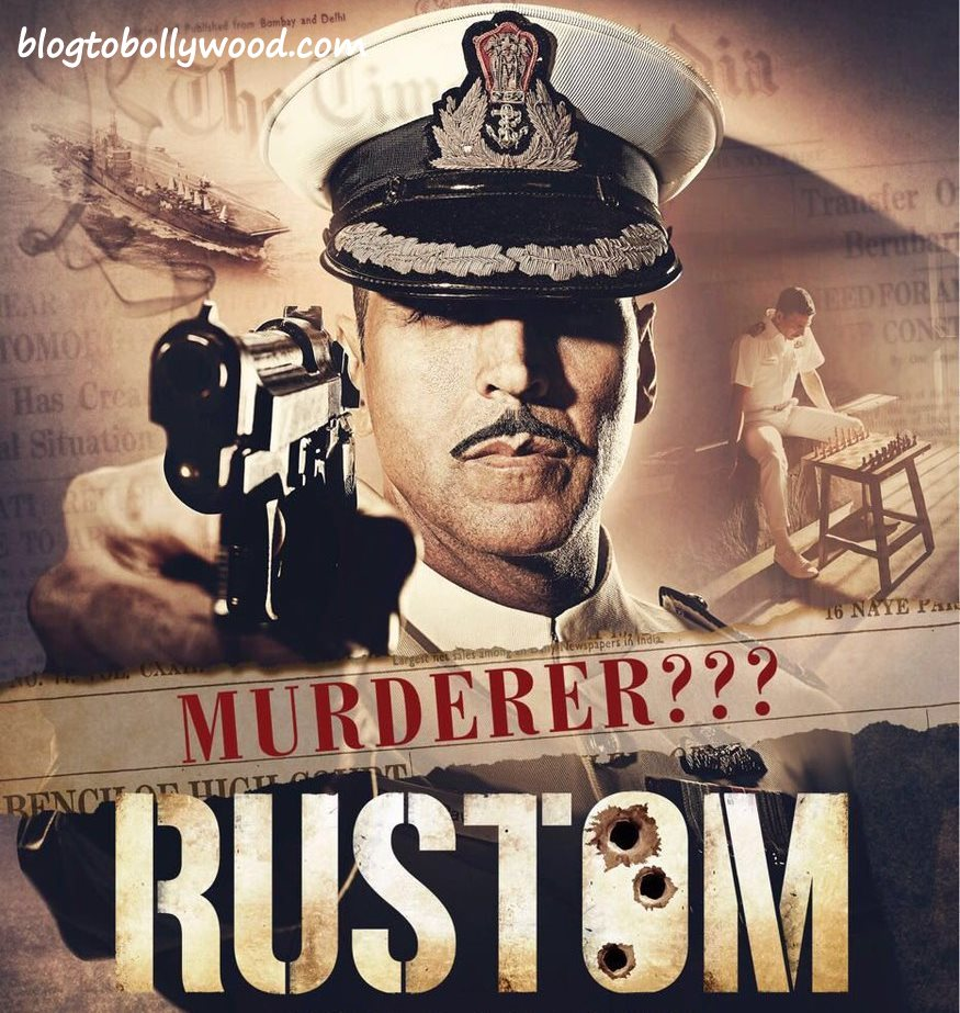 Rustom Is A Very Special Film Of My Career : Akshay Kumar
