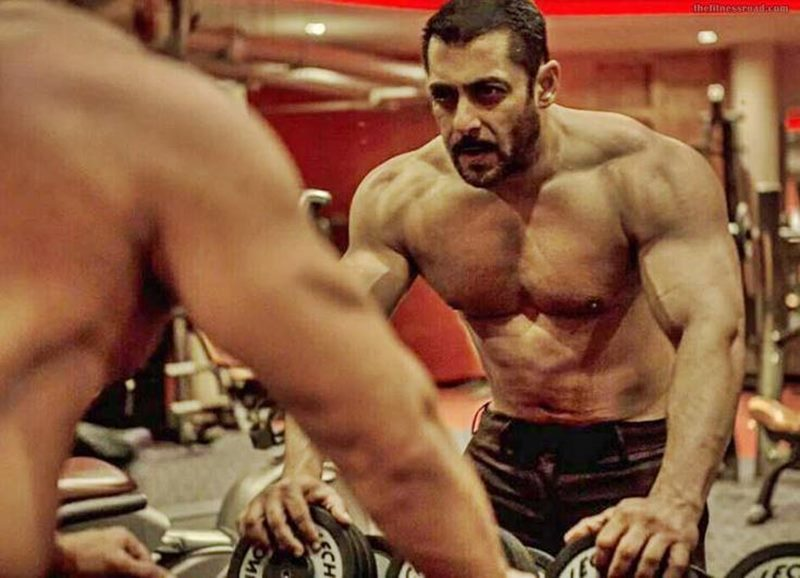 Poll of the Day: Which Bollywood Actor has the hottest body?- Salman Khan