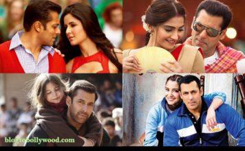 Highest Opening Day Grossers Of Salman Khan