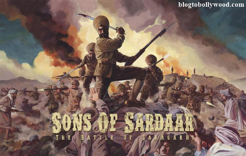 The first Look of Sons of Sardar is here and it's violent!