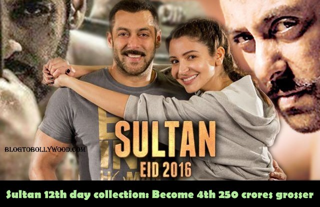 Official: Sultan 12th Day Collection, Second Weekend Box Office Report