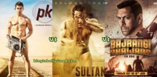 Sultan 13th day collection: After 13 days Sultan Is Ahead Of PK, Bajrangi Bhaijaan And Dhoom 3