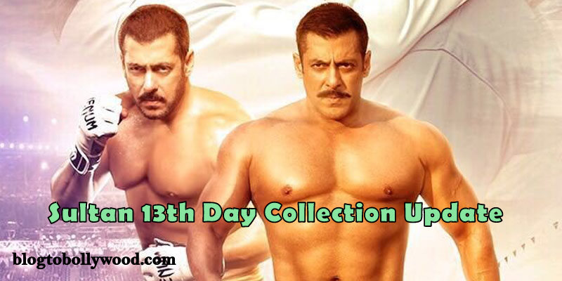 Sultan 13th Day Collection Update: 2nd Monday Occupancy And Box Office Report