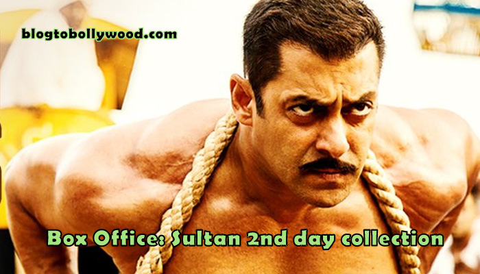 Sultan 2nd Day Collection: Earned 37.2 Crores To Become 5th Highest Grosser Of 2016