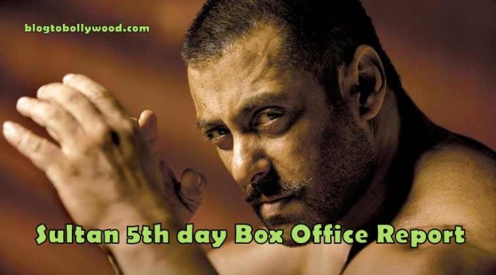 Sultan 5th Day Box Office Collection Update: 1st Sunday Occupancy Report