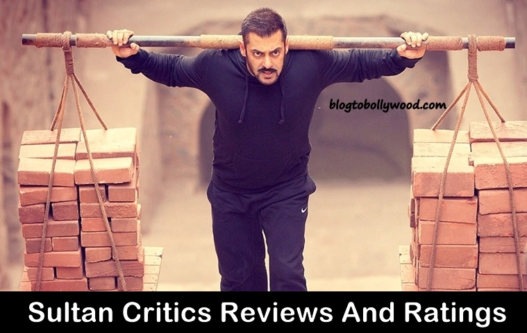 Sultan Movie Review: Critics Reviews And Ratings