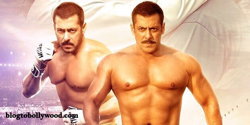 Sultan is the 5th highest grossing Bollywood movie worldwide