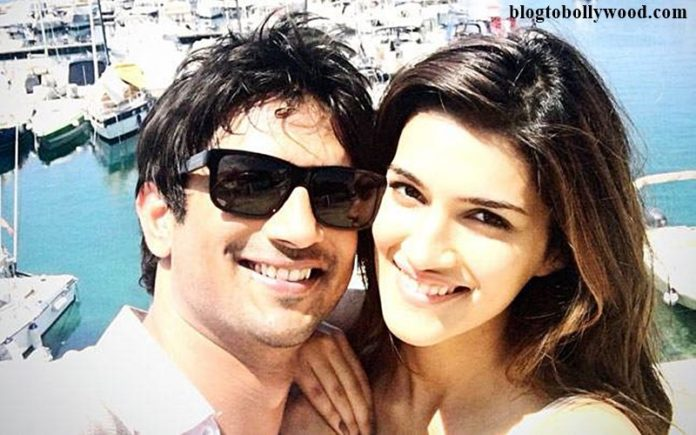 Sushant Singh Rajput and Kriti Sanon's affair is just another gimmick!