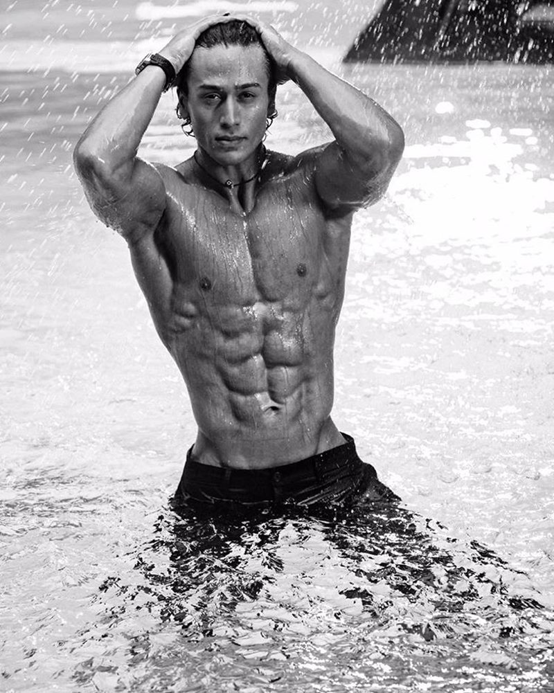 Poll of the Day: Which Bollywood Actor has the hottest body?- Tiger Shroff