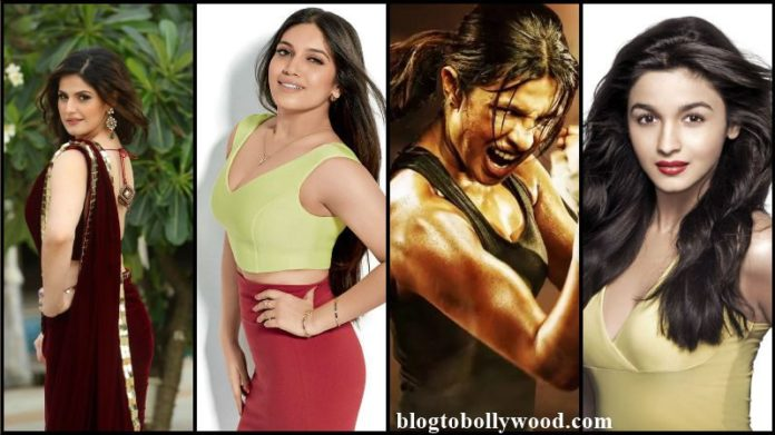 5 Most Amazing Transformations Bollywood Actresses went through for a movie