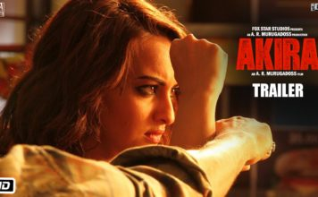 Akira Trailer Review- Sonakshi Sinha rocks in this action-packed trailer