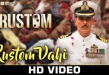 Rustom Vahi Viideo Song
