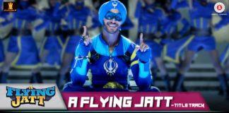 A flying jatt video song