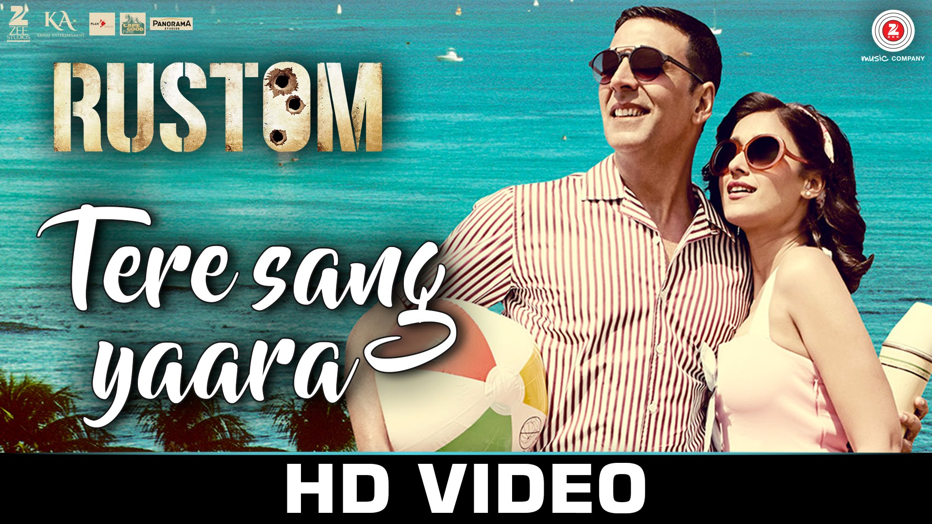 New Song Alert | First song from Rustom titled Tere Sang Yaara is out!