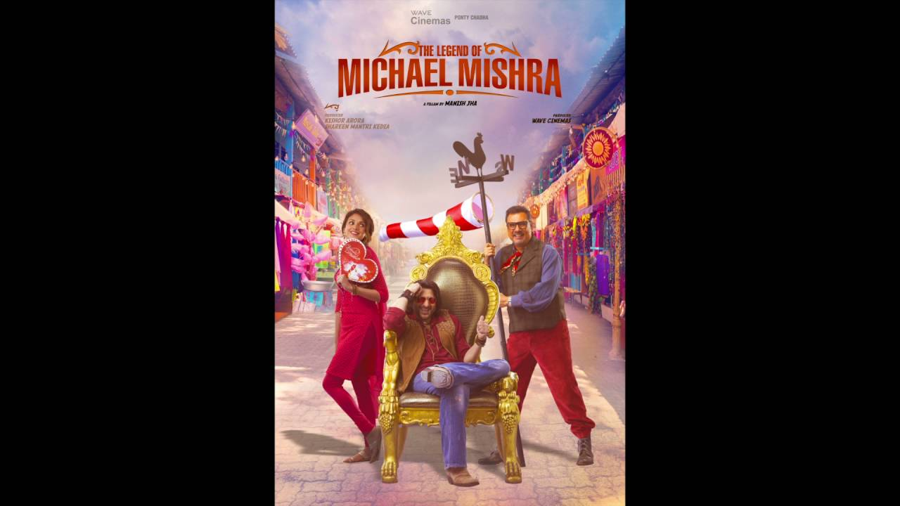 The Legend of Michael Mishra is finally up for release | Motion Poster Inside