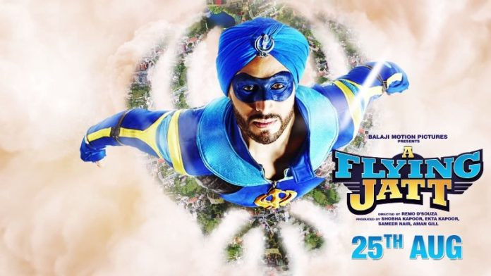 'A Flying Jatt' Budget, Screen Count