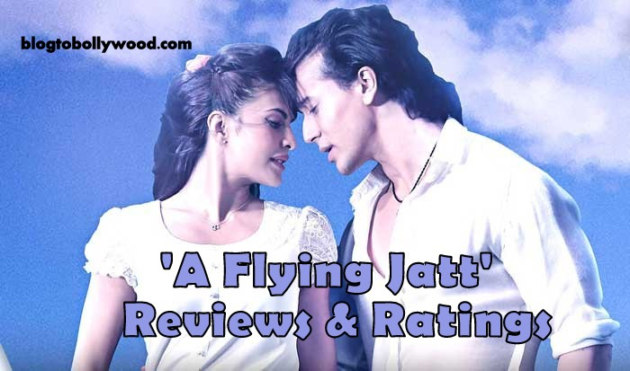 'A Flying Jatt' Movie Reviews: Critics Reviews And Ratings