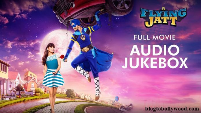 A Flying Jatt Music Review and Soundtrack- Sachin-Jigar make a very strong comeback