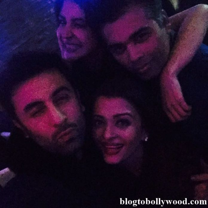 Karan Johar says Ae Dil Hai Mushkil Teaser will be launched on 30th August!