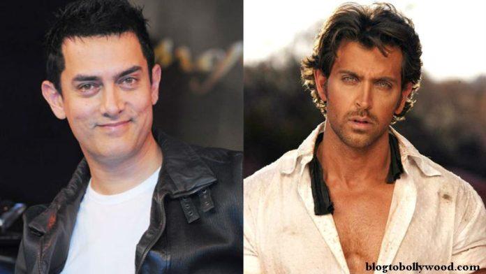 Aamir Khan has replaced Hrithik Roshan in Thug!