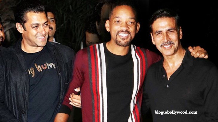 After Akshay Kumar, Will Smith To Party With Salman Khan At His Farm House
