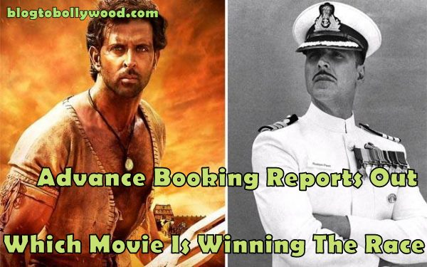 Mohenjo Daro Vs Rustom Advance Booking Report: Going Neck To Neck