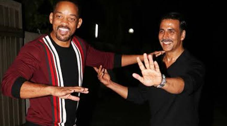 Bollywood Stars Had A Great Time With Will Smith At Akshay Kumar's Party!