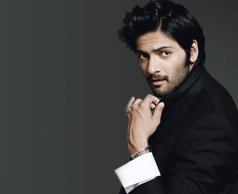 10 Hot Pictures of Ali Fazal, the next star in the making!- Ali Black