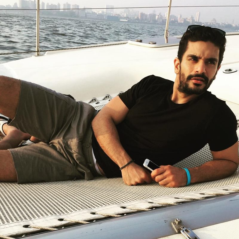 10 Hot Pictures of Angad Bedi that will make you wish he was your man!- Angad Yacht