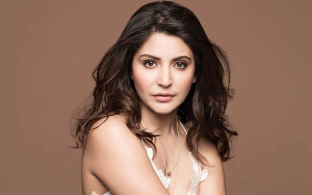 Anushka Sharma at no. 13