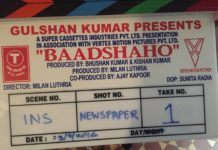 The shooting of Baadshaho begins today, Ajay Devgn to wrap it up in 45 days!