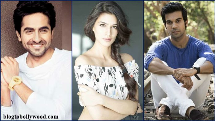 Bareilly Ki Barfi will bring together Ayushmann Khurrana, Kriti Sanon and Rajkummar Rao