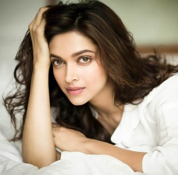 Deepika Padukone at no. 4