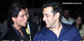 Dhoom 4 - Shahrukh Khan To Replace Salman Khan