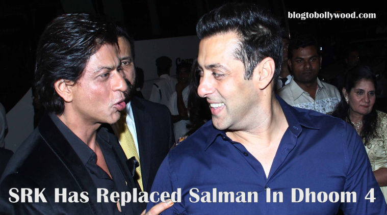 Dhoom 4: Shahrukh Khan To Replace Salman Khan, Ranveer Singh To Play Cop