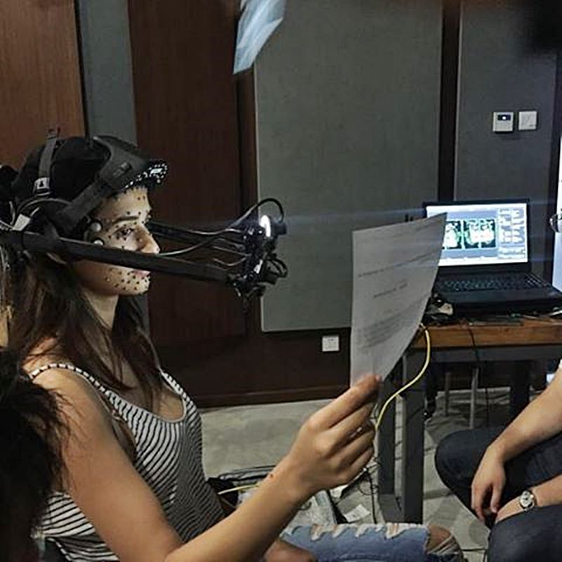 Disha Patani Starts Dubbing For Her First International Project 'Kung Fu Yoga'- Disha dubbing